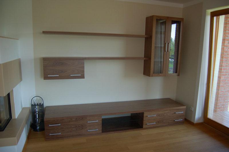 EK truhlářství obývací pokoje 1
