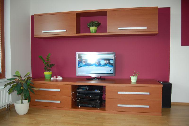 EK truhlářství obývací pokoje 12