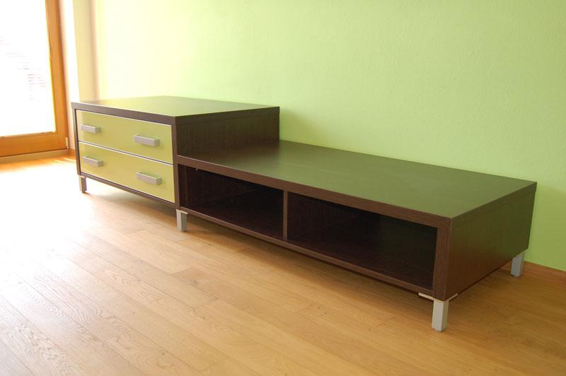 EK truhlářství obývací pokoje 13
