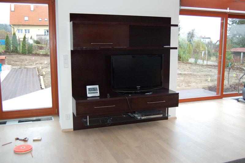 EK truhlářství obývací pokoje 14