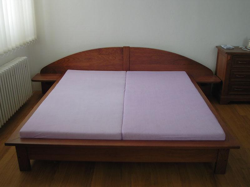 EK Truhlářství ložnice 16