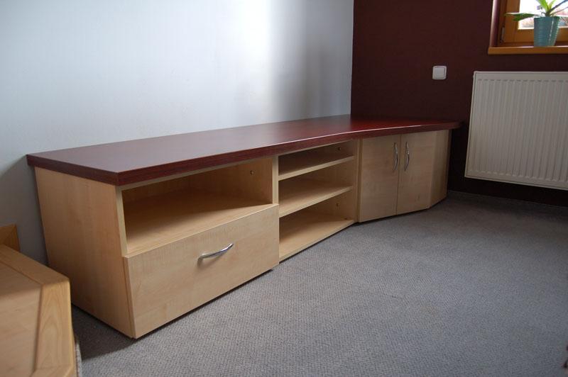 EK truhlářství obývací pokoje 19