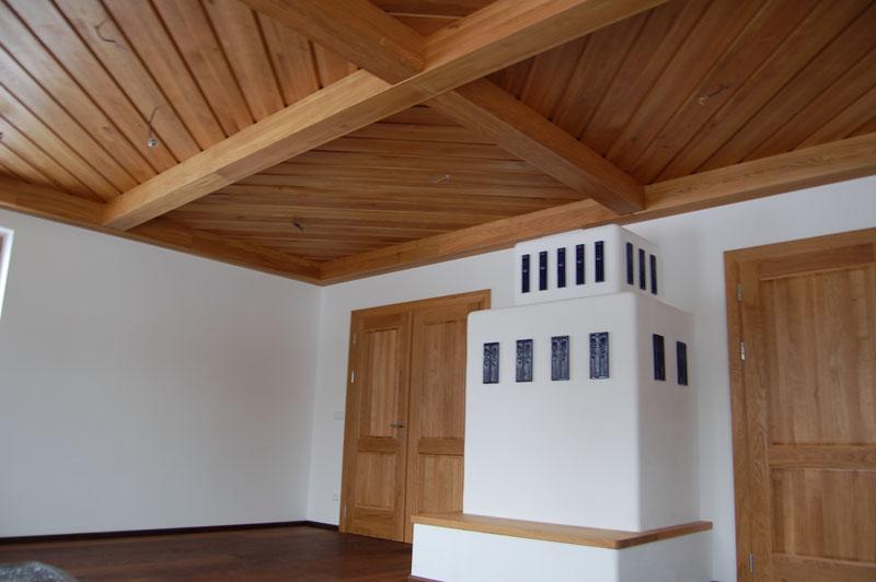 EK Truhlářství interiéry 22