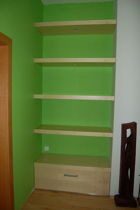 EK truhlářství obývací pokoje 23