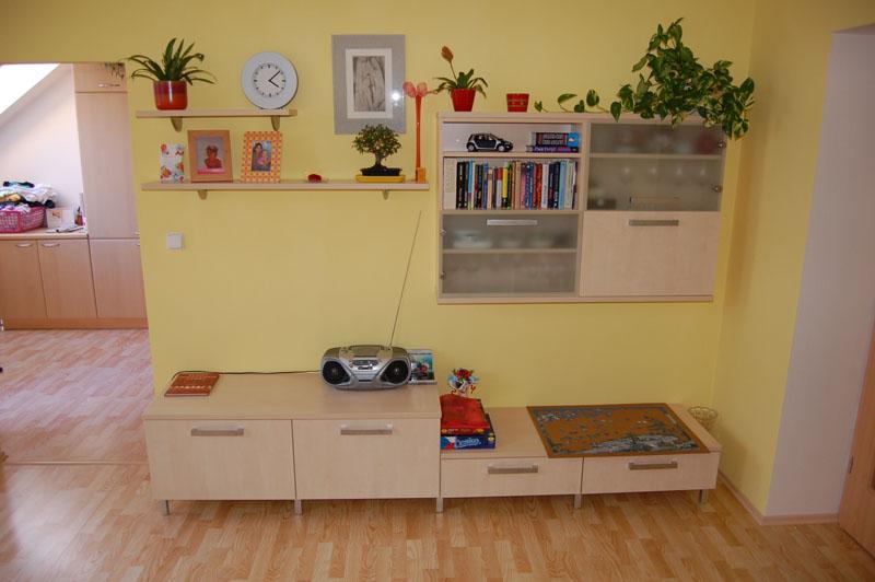 EK truhlářství obývací pokoje 25