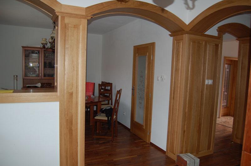 EK Truhlářství interiéry 34