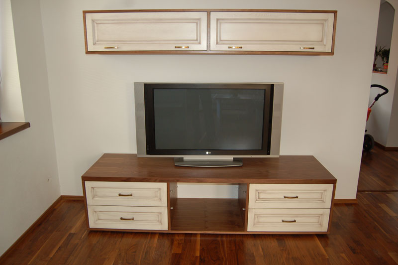 EK truhlářství obývací pokoje 6