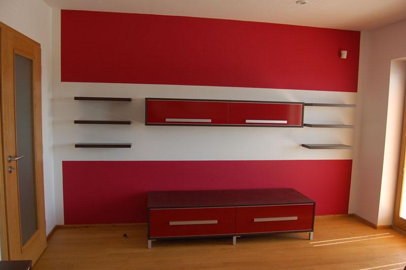 EK truhlářství obývací pokoje 7