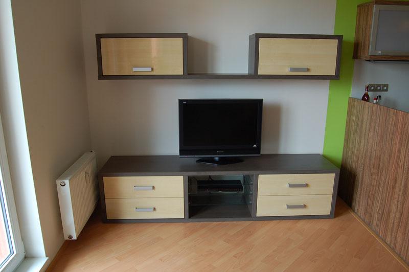 EK truhlářství obývací pokoje 28