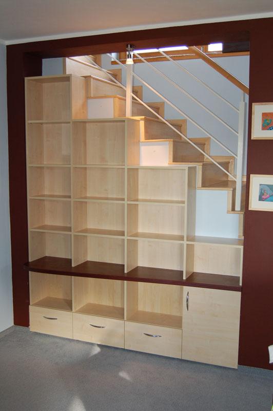 EK truhlářství obývací pokoje 30